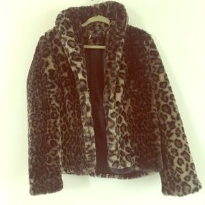Urban Outfitters Faux Fur
